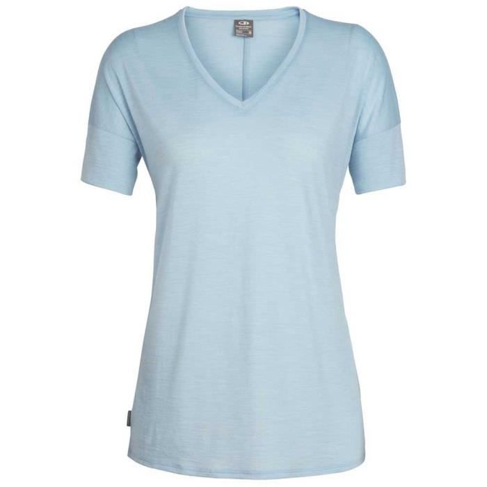 Vêtements femme T-Shirts Icebreaker Elements V