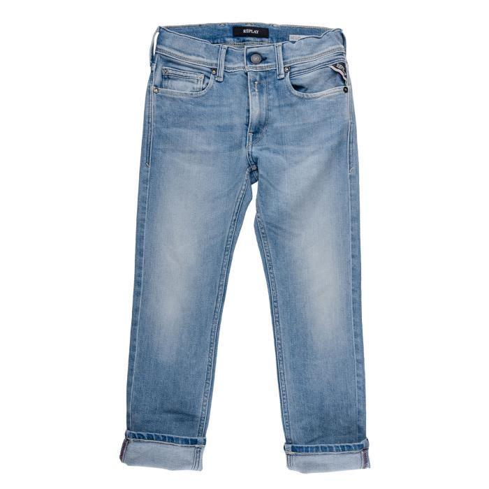 Replay Jeans Garçon SB9328.073.223706-001