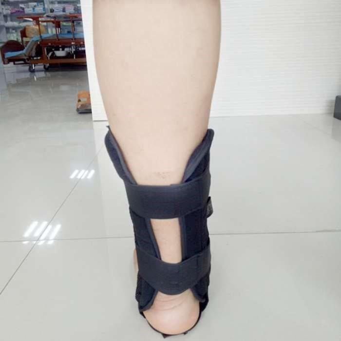 1pc cheville attelle pied récupération soutien articulation de la fixe appareil pour hommes femmes PROTEGE-CHEVILLES - CHEVILLERE