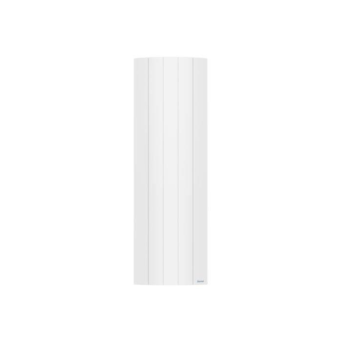 SAUTER Radiateur connecté à inertie Fluide Ipala - Vertical - 1000W - Blanc