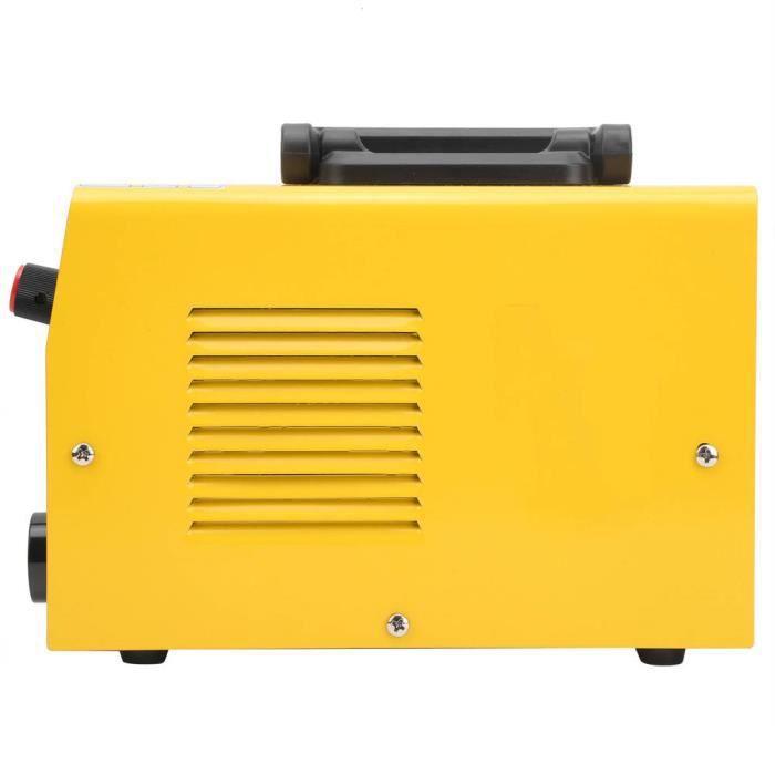 YOSOO Mini ensemble de soudeur électrique Mini soudeuse électrique ensemble simple tube IGBT onduleur manuel machine-outil de