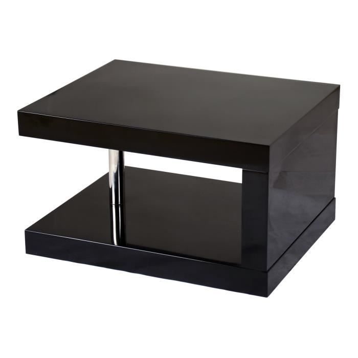 table de chevet led achat vente table de chevet led pas cher cdiscount. Black Bedroom Furniture Sets. Home Design Ideas