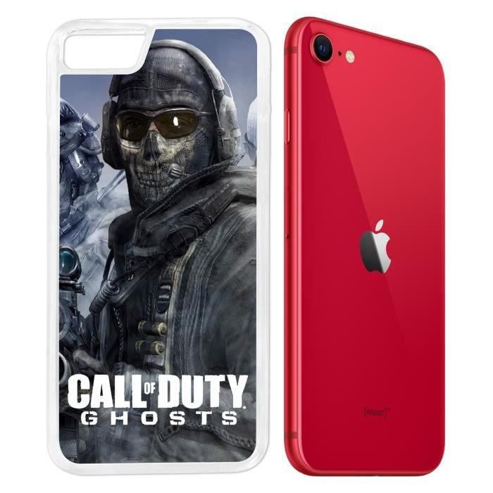 Coque iPhone SE 2020 - Call Of Duty Ghosts. Access