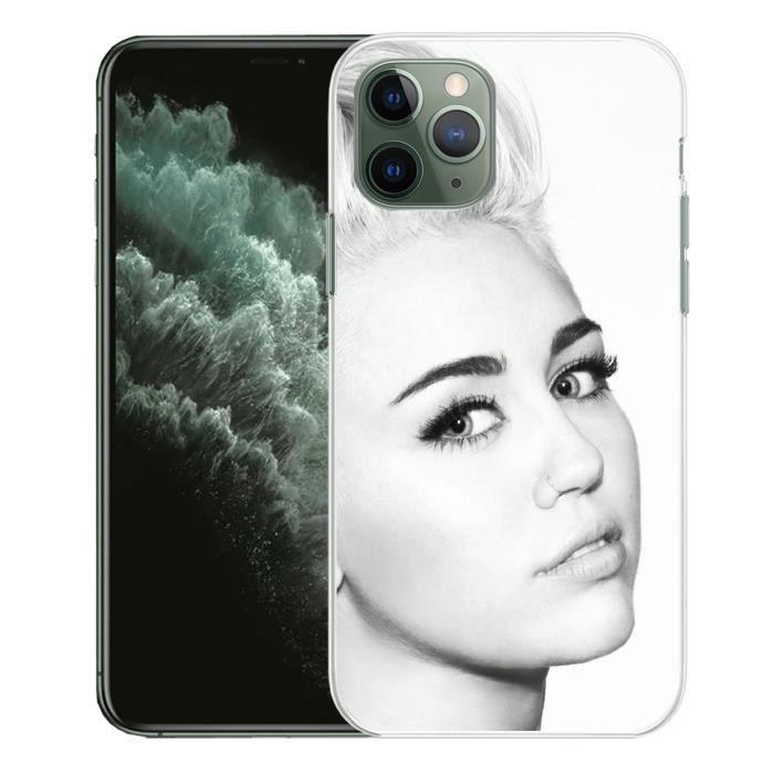Coque Pour iPhone 11 Pro Miley Cyrus