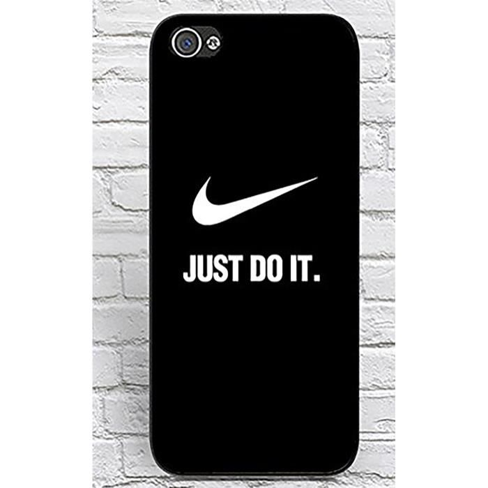coque iphone 6 6s nike just do it swag vintage