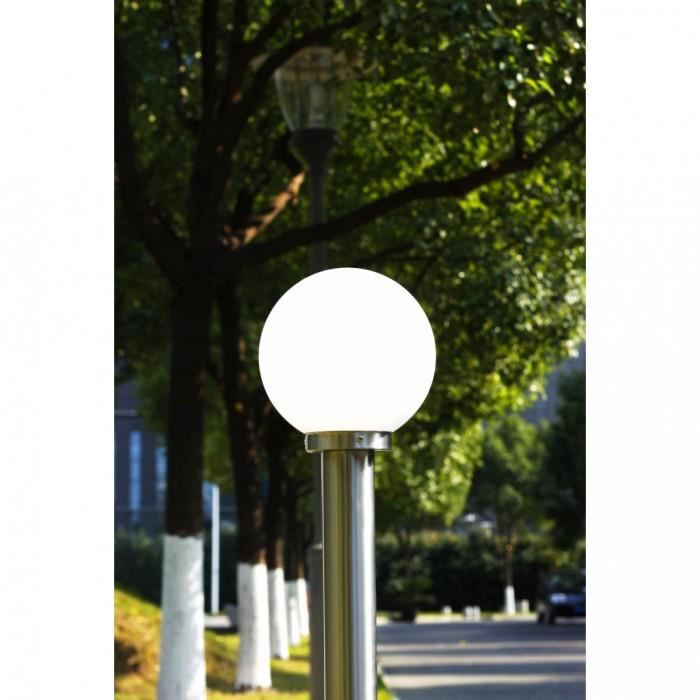 Beautiful Luminaire Jardin Boule Images - Amazing House Design ...