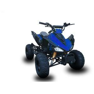 quad 125cc 4t raptor bleu achat vente quad quad 125cc. Black Bedroom Furniture Sets. Home Design Ideas