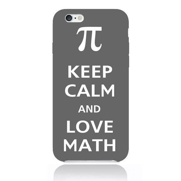 coque iphone 6 maths