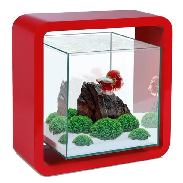 aquarium design poisson combattant 5 litres rouge achat vente aquarium aquarium design. Black Bedroom Furniture Sets. Home Design Ideas