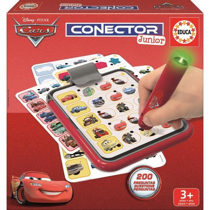 TALKIE-WALKIE JOUET CARS Conector Junior
