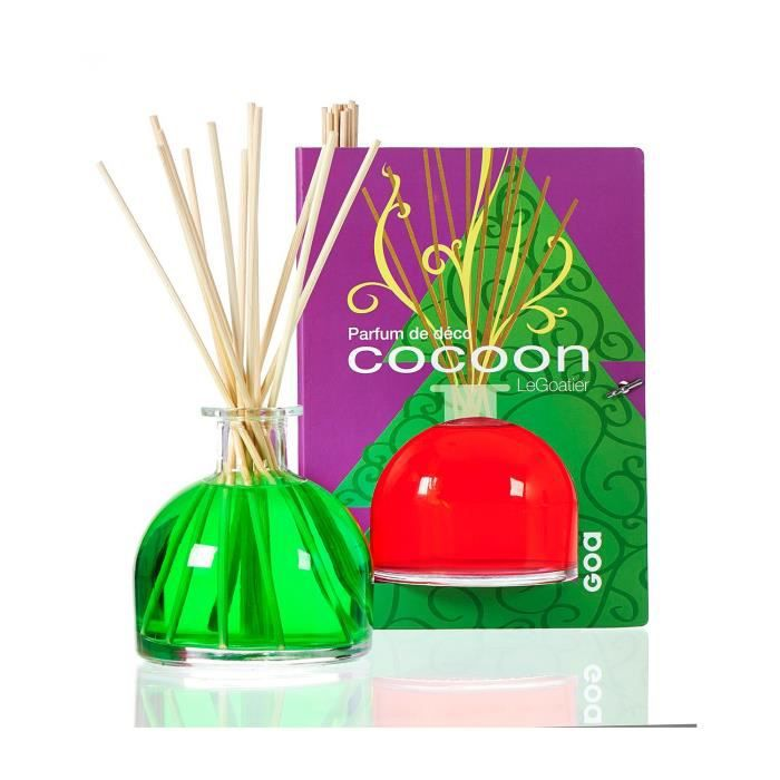 diffuseur de parfum goa cocoon merveilleux noel achat. Black Bedroom Furniture Sets. Home Design Ideas
