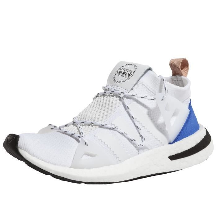 adidas originals Arkyn W bleu Baskets femme Application de