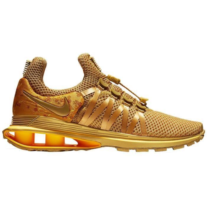online for sale better size 7 Nike chaussures de gravité shox pour femmes YSCSZ Taille-40 Jaune ...