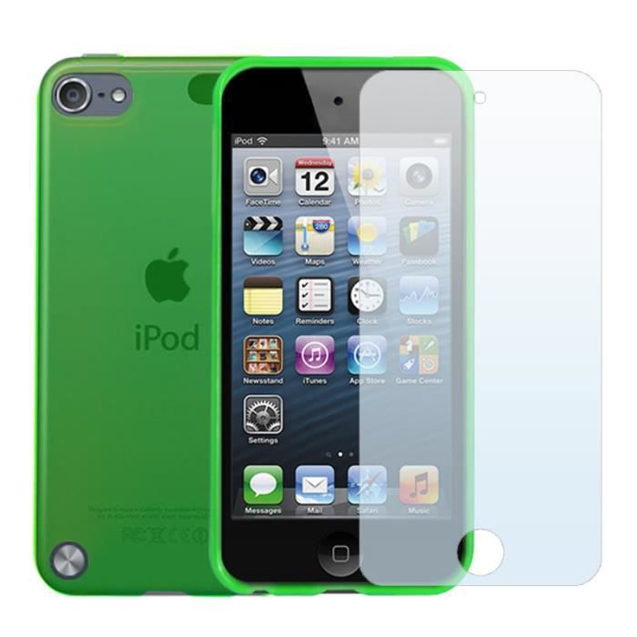 coque ultra fine pour apple ipod touch 5 5g collection. Black Bedroom Furniture Sets. Home Design Ideas