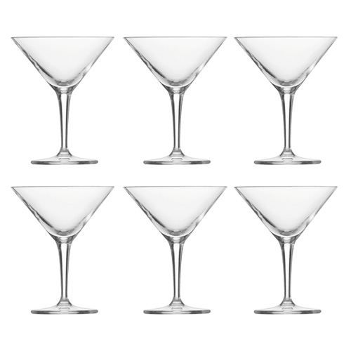 6 verres martini classic charles schumann schot achat. Black Bedroom Furniture Sets. Home Design Ideas