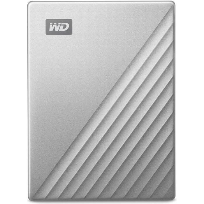 DISQUE DUR EXTERNE WESTERN DIGITAL My Passport Ultra for Mac - 4To -