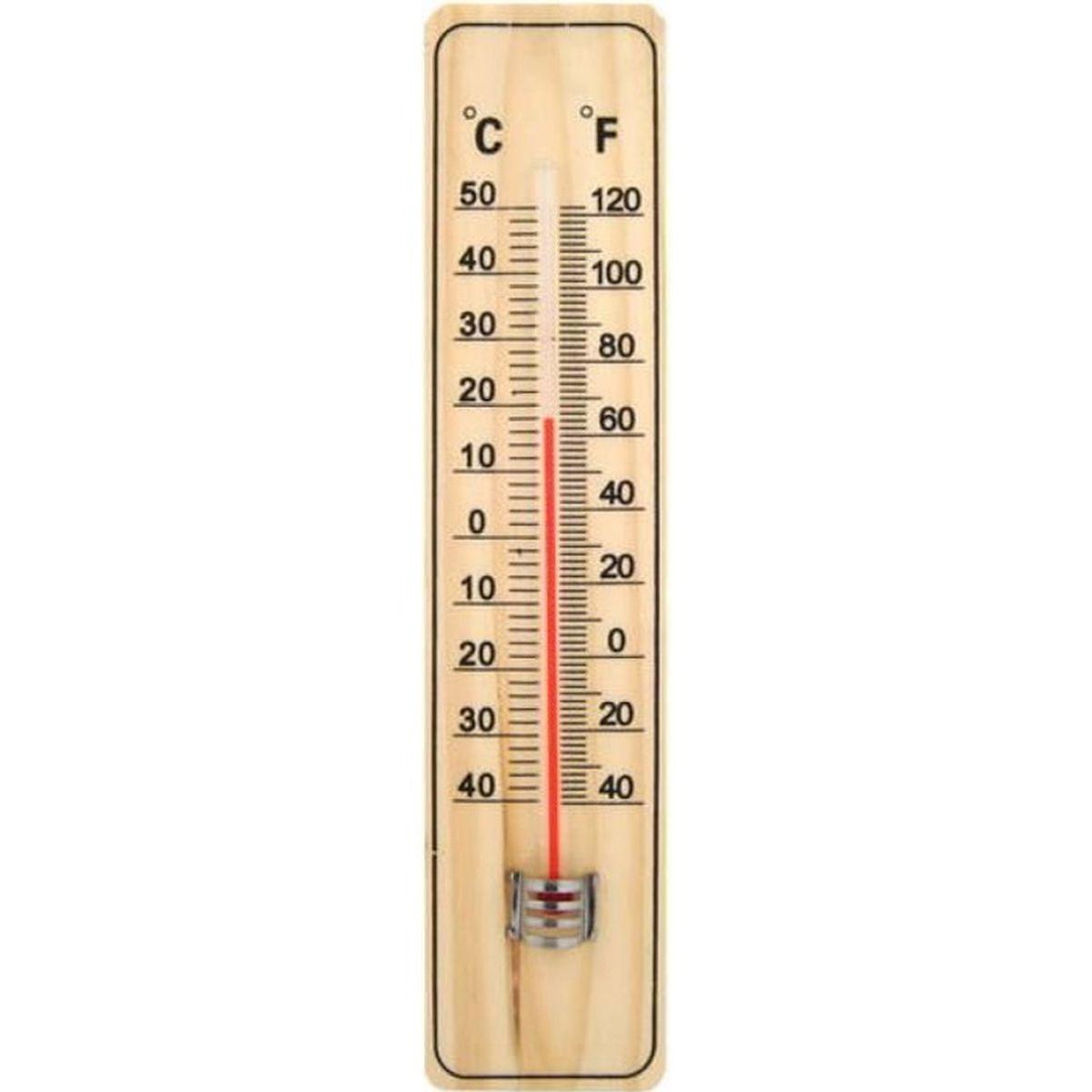 Acheter Thermometre Exterieur