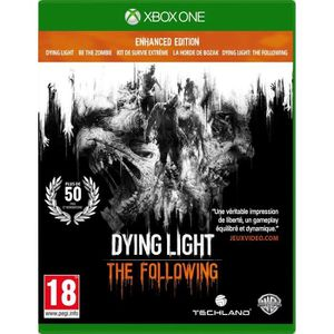 JEUX XBOX ONE Dying Light: The Following - Enhanced Edition Jeu