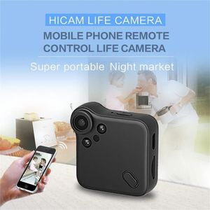 CAMÉRA IP Wifi Mini caméra C1s P2P Full HD 1080P nocturne in