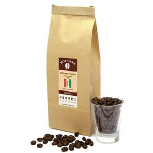 CAFÉ Café en grains - Mélange Italien - 1kg