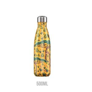 BOUTEILLE ISOTHERME BOUTEILLE ISOTHERME - TROPICAL GIRAFE 500 ML - CHI