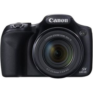 CANON POWERSHOT  SX530 HS Bridge Noir Appareil photo Zoom X50