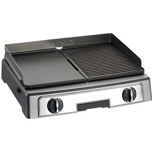 PLANCHA DE TABLE CUISINART Plancha barbecue - PL50E - 2200 W - Noir