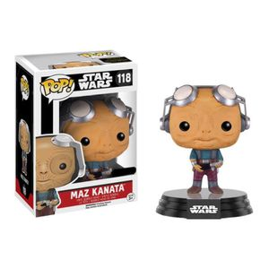 FIGURINE - PERSONNAGE Figurine Funko Pop! Star Wars Ep.7 Exclusivité: Ma