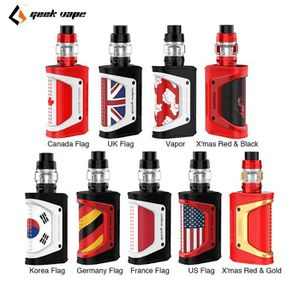 CIGARETTE ÉLECTRONIQUE Geekvape Kit Aegis Legend 200W TC Cigarette électr