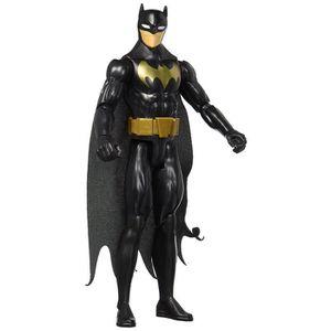 FIGURINE - PERSONNAGE JUSTICE LEAGUE - Figurine 30 cm Batman (noir)