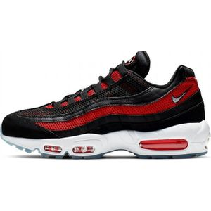 BASKET MULTISPORT Nike - Baskets Air Max 95 Essential - 749766 (Noir