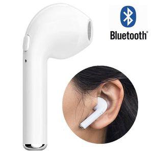 OREILLETTE BLUETOOTH Oreillette Bluetooth sans fil Kit Mains-libres Uni