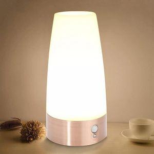 VEILLEUSE NEUFU 50Lms LED Lampe de nuit PIR Sans Fil Intérie