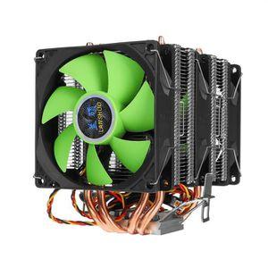 VENTILATION  Ventilateur Processeur 90 cm 4 caloducs Pour Intel