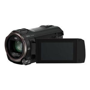 CAMÉSCOPE NUMÉRIQUE Panasonic HC-V770 - Caméscope - 1080p - 12.76 MP -