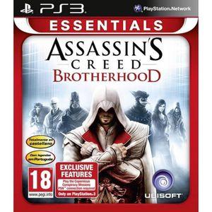 JEU PS3 Assassins Creed: Brotherhood - Réédition - PS3 - 1