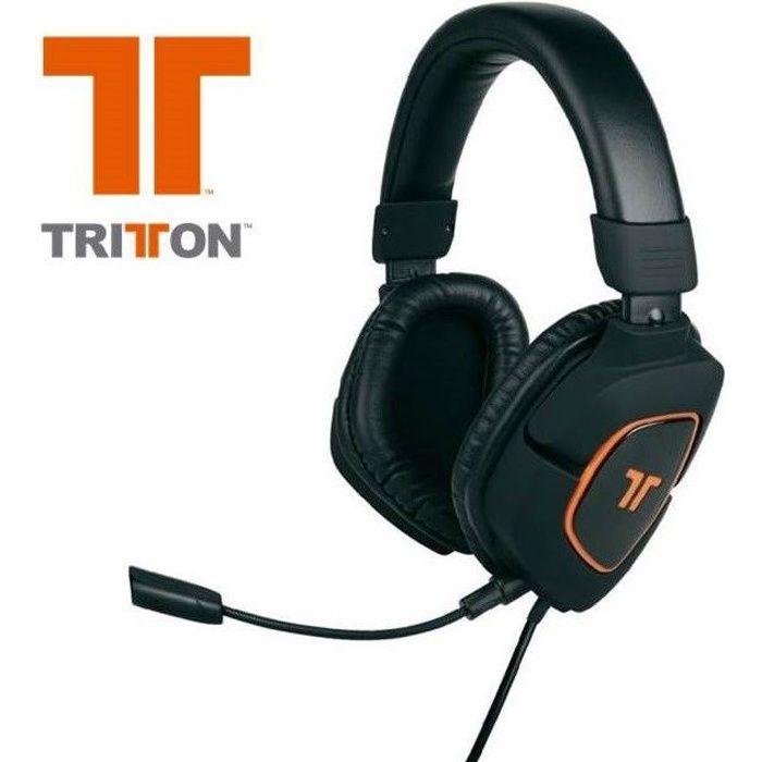 Casque Tritton AX180 Matte PS4-PC-PS3-XBOX 360