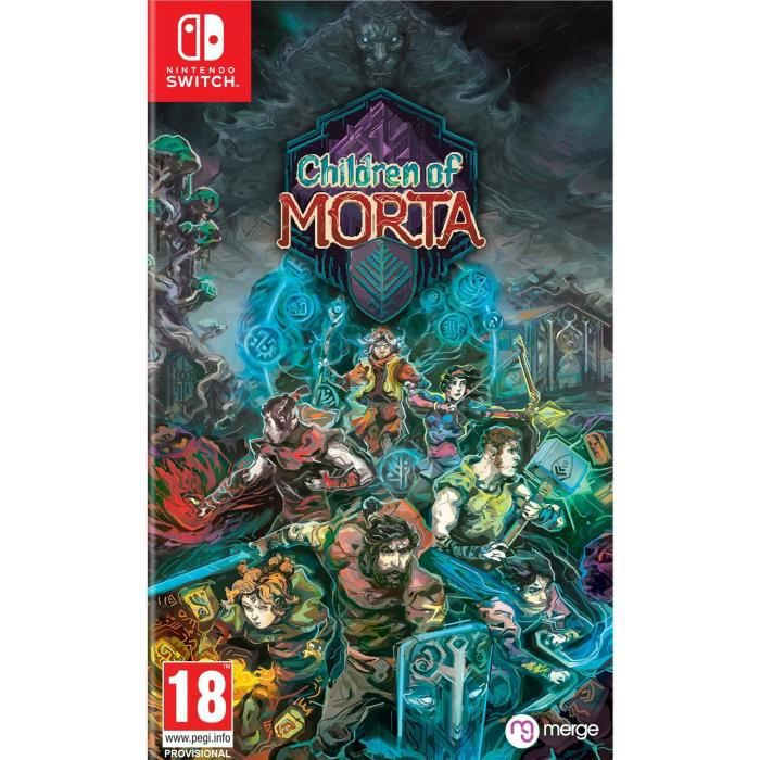 Children Of Morta Jeu Switch