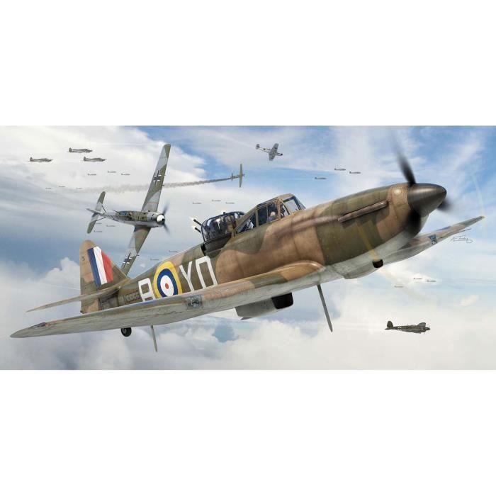 Maquette avion : Set de démarrage Boulton Paul Defiant Mk.I
