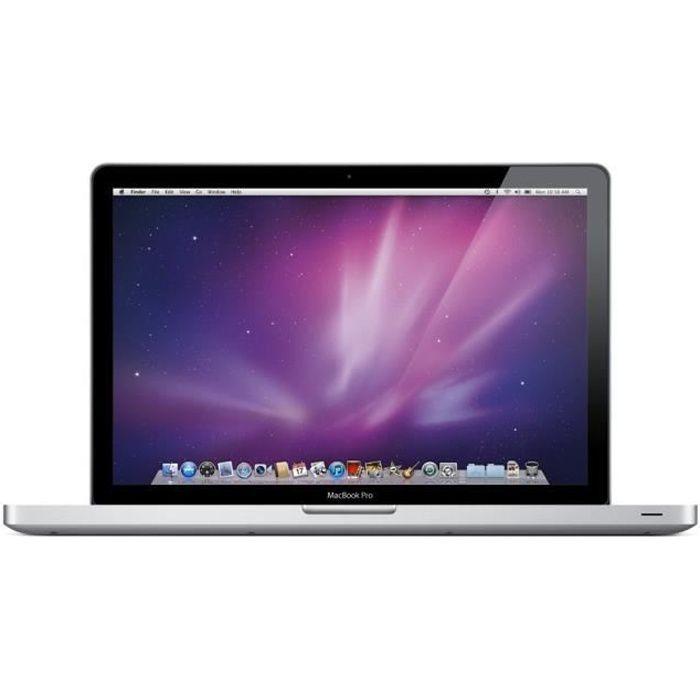 Ordinateur portable - MacBook Pro 13.3 pouces A1278 Intel...