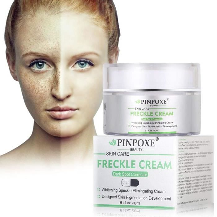 Creme Visage Anti Taches, Crème Eclaircissante, Whitening Cream, Brightening Cream, creme anti taches brunes visage, Crème anti-t