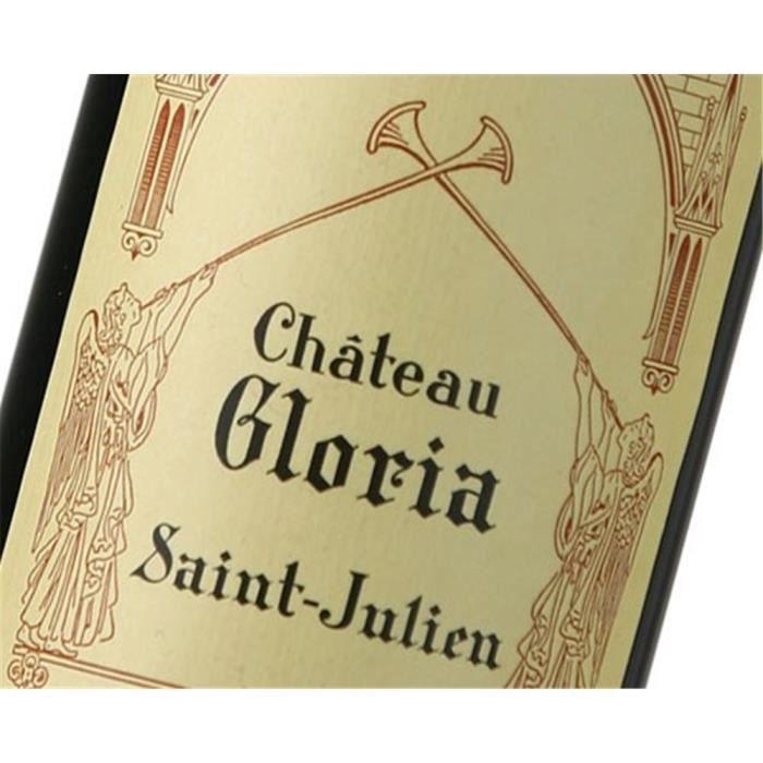 Château Gloria - Saint-Julien 2017 6 x Bouteille (75 cl)