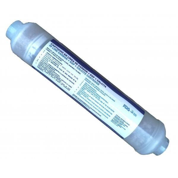 Filtre Eau Compatible Réfrigérateur Samsung KDF Durée Vie 12 Mois - Remplace DA29-10105J / EF9603 / WSF 100 / HAFEX EXP