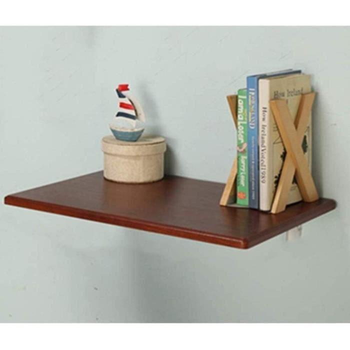 Table Murale Pliante, Bureau d'&eacutetude par Ordinateur, Bureau d'&eacutetude, Double Support, Table d'appoint, Cuisine, tr&336