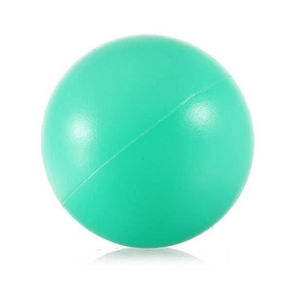 50PCS Balle de Ping Pong en Plastique Durable Loterie Boule Vert