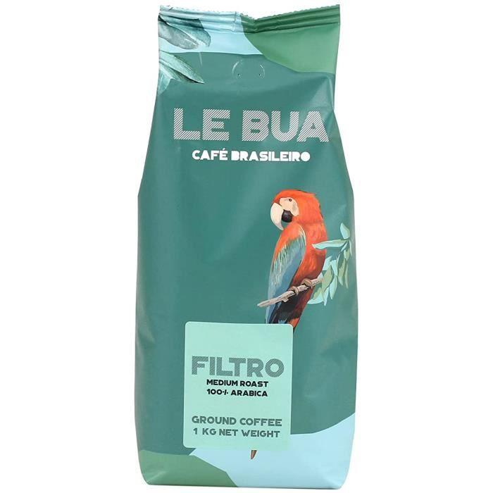 Filtro - Café moulu 100% arabica - 1 kg