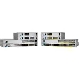 Cisco Catalyst 2960Lsmart Managed 24P Gig Poe 4X1g Sfp Lan Lite Couleur:Noir