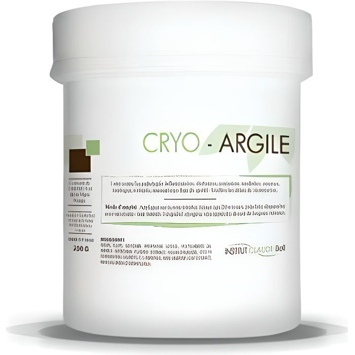 Cryo'Argile Onguent à Froid Actif Muscles Articulations