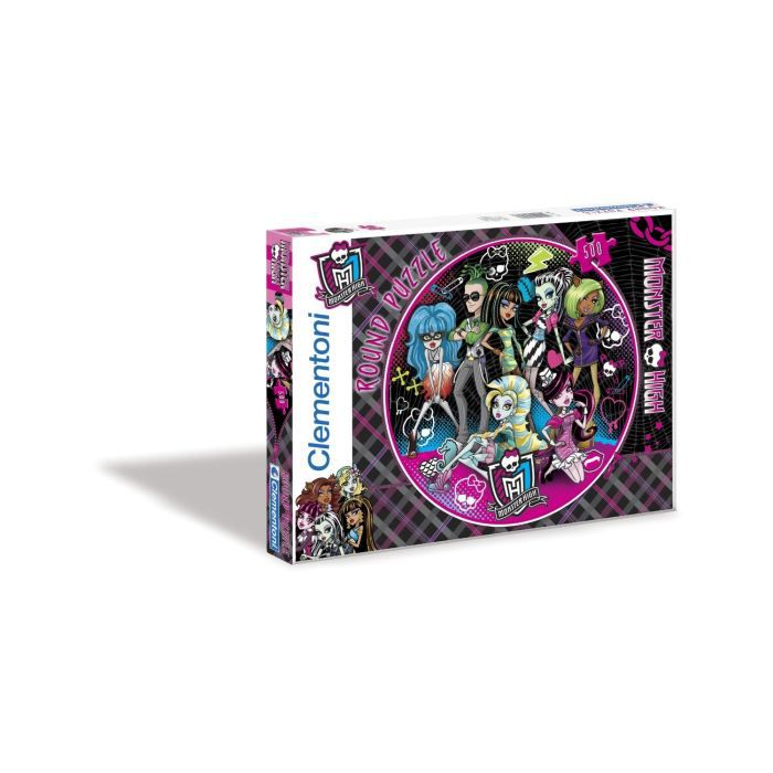 Puzzle Monster High 500 pièces