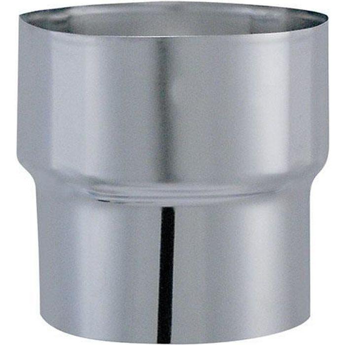 Réduction INOX - 130 / 125 mm